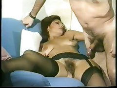 I suck his cock and he licks my pussy