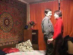 Mature Russian Having Sex With A Younger Guy