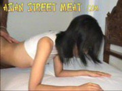 Cute Asian Street Meat Innocent Thai Bargirl Rose 1
