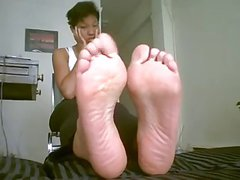 Mixed Girl Smelly Soles