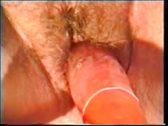 Horny mature whores get fisted and dildo fucked and suck on black cock