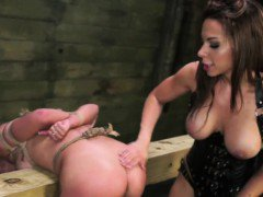 FetishNetwork Marsha May loves rope bdsm