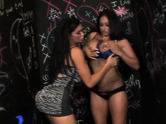 Claudia Valentine and Amy Anderson Passion Explored