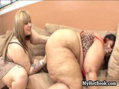 BBW babes Farrah Foxx and Tasha Starzz have always