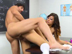 Sinless School Girl teacher fucked