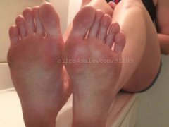 Jessika's Feet Video 1 (Full Video)