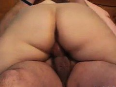 Fat British Woman Riding On some Dick