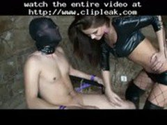 Sluty German Girl In Latex Fucking Her Boyfriend