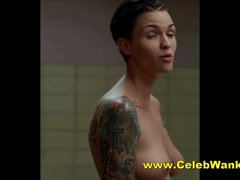 Ruby Rose Full Nude Orange is new Black