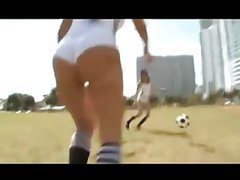 football Girls Big Asses  2015