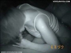 Horny couples explicitly filmed