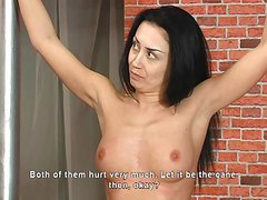 Slavegirl's Elite Pain Castings - Vanessa (27 years)