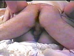 Dirty girl with huge tits lets you watch her masturbate in her bedroom