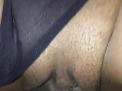 BBC Cums On Pussy And Continues Fucking