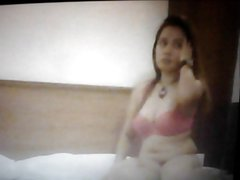 INDON WIFE FROM KROYA SCANDAL IN SINGAPORE DARLENE HOTEL