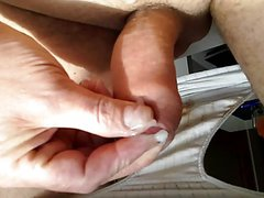 Agressive Nicki Hunter POV Horny MILF Blowjob with Facial