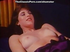 Cris Cassidy, Mimi Morgan, David Morris in classic xxx movie