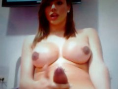 VERY HORNY TRANSSEXUAL XXX