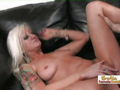 Slutty Babe Fucked In The Ass For The First Time