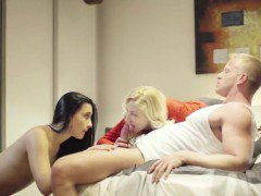 Watch Denis strips her hot gf Anna Rose