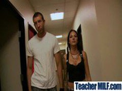 Teachers And Students Get Hard Fucked video-24
