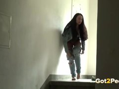 Got2Pee - Peeing Women Compilation 004