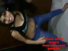 Sexy dance by indian girlindianindianindian