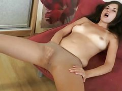 Depraved man drills hard Venus Lux