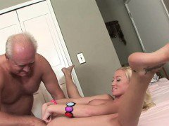 Horny Mature Man Fucks Madison Makes Very Wet