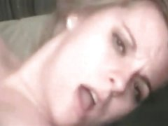 HOT WHITE WOMAN AND BLACK MASTER FUCKING HARD
