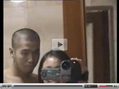 Asian couple - home video