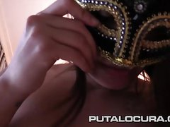 PUTA LOCURA Stunning Anonymous Amateur Teen