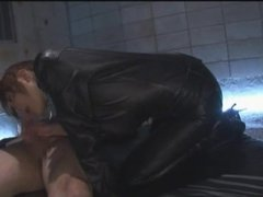Young Japanese Inmate Fucked By Detectives