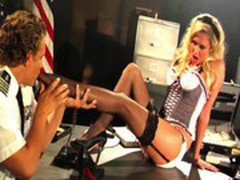 Riley Evans in Pinup Perversions