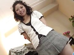 Hana Japan schoolgirl fucked during lunch break