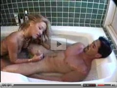 couple fucking in bath and bedroom