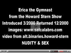 Erica the Gymnast from stern