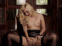 Aaliyah Love has some new toys, and she can\'t wait to try