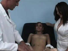 Kayla had high sensitivity in her breast and pelvic