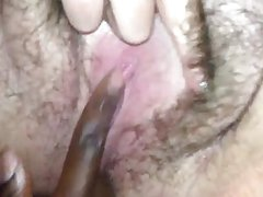 BBW wife squirting for BBC