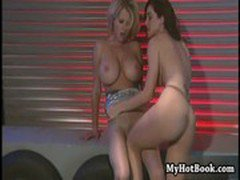 Jacklyn Lick and Sindee Coxx enjoy all things abou