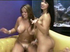 Chat Dream Cam Day Ambiel e Debora Lorenzo