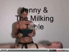 Tobys - The milking table