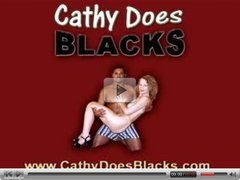 Cathy loves black
