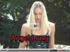 Angel Long - Ass Fucked