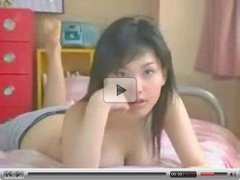 nice asian teen strip