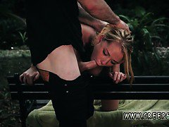 Cassidy banks punished and charlotte vale rough first time R