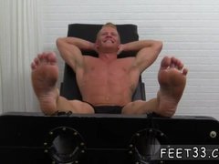 Foot gay sex latex photo first time Johnny
