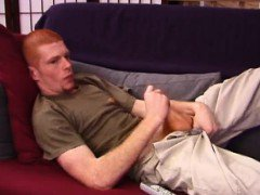 Amateur Tristian Cums Twice