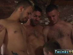 Uncut hairy gay movietures James Gets His